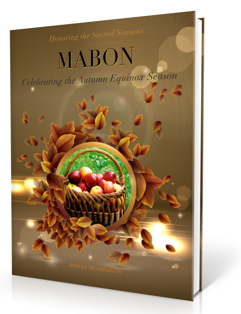 mabon book cover