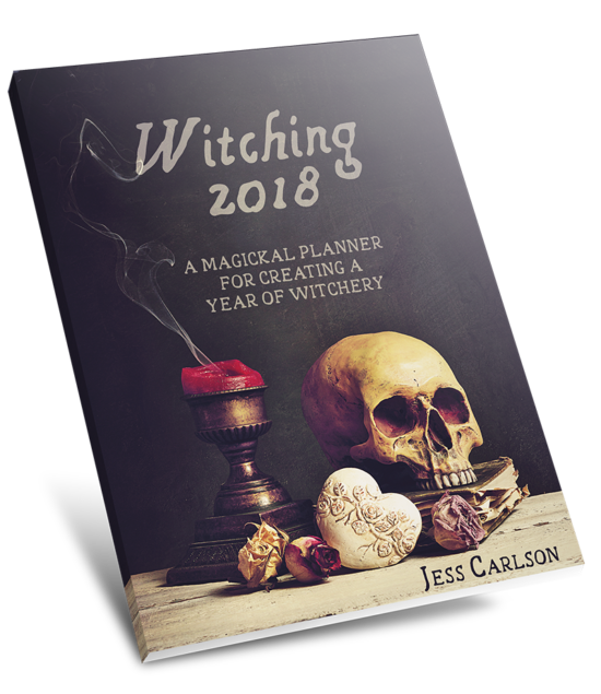Get a copy of Witching 2018 to support your time in Start Your Brooms.